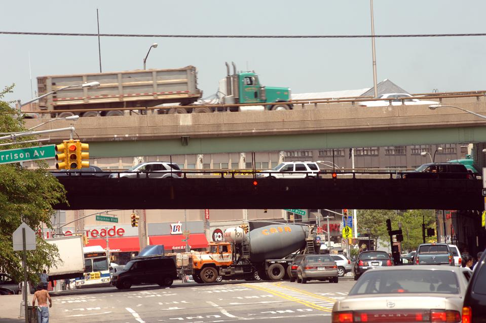 Bronx the least healthy county in New York State