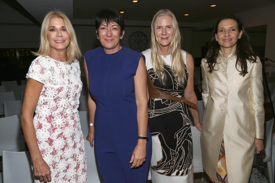 VIP Evening of Conversation for Women's Brain Health Initiative, Moderated by Tina Brown