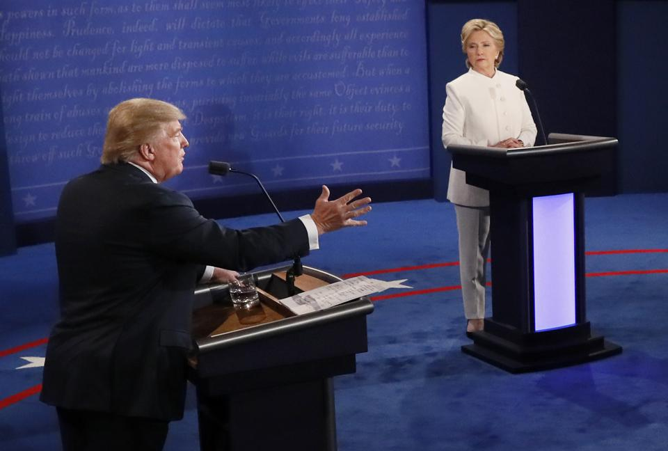Who Is Better For Innovators: Trump Or Clinton?
