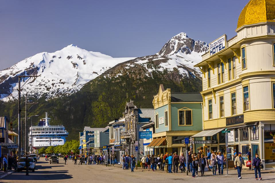 Monthly stimulus checks are being offered to residents of Skagway, Alaska to help cope with the economic effects of the coronavirus pandemic.