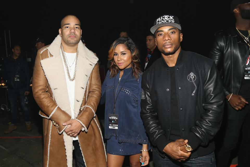 Power 105.1's Powerhouse 2016 - Backstage