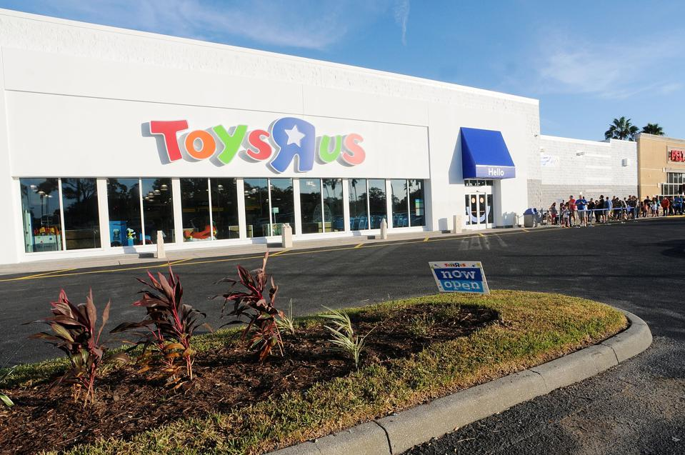 Toys 'R' Us: No Game Changer For Vornado Realty