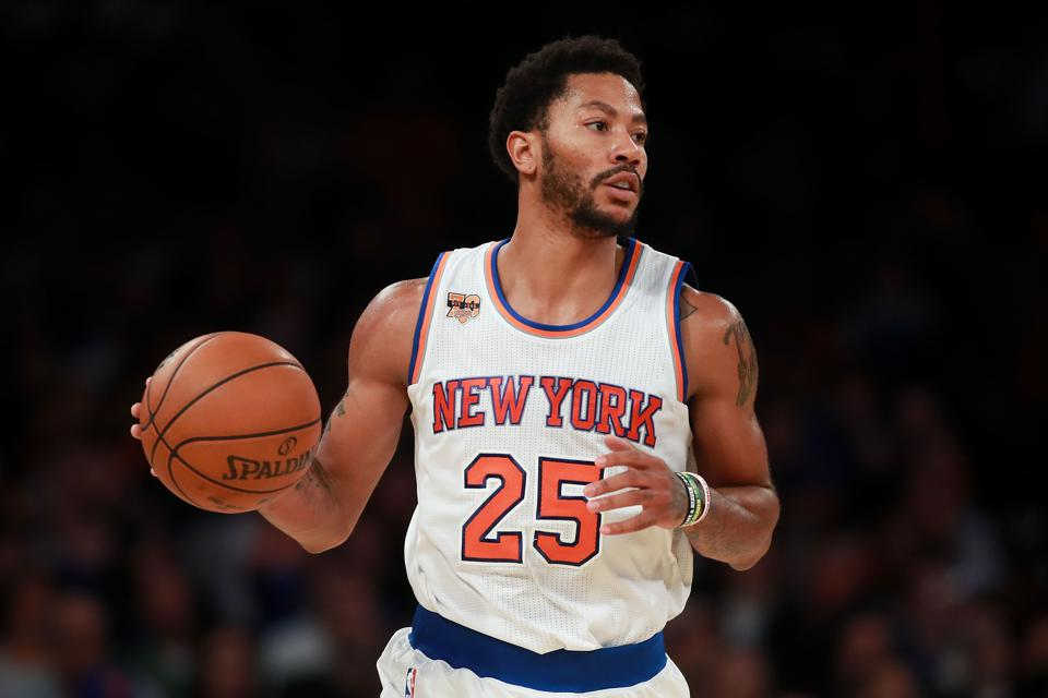 Derrick Rose And The Knicks Will Score, But Defense Is Becoming An Issue