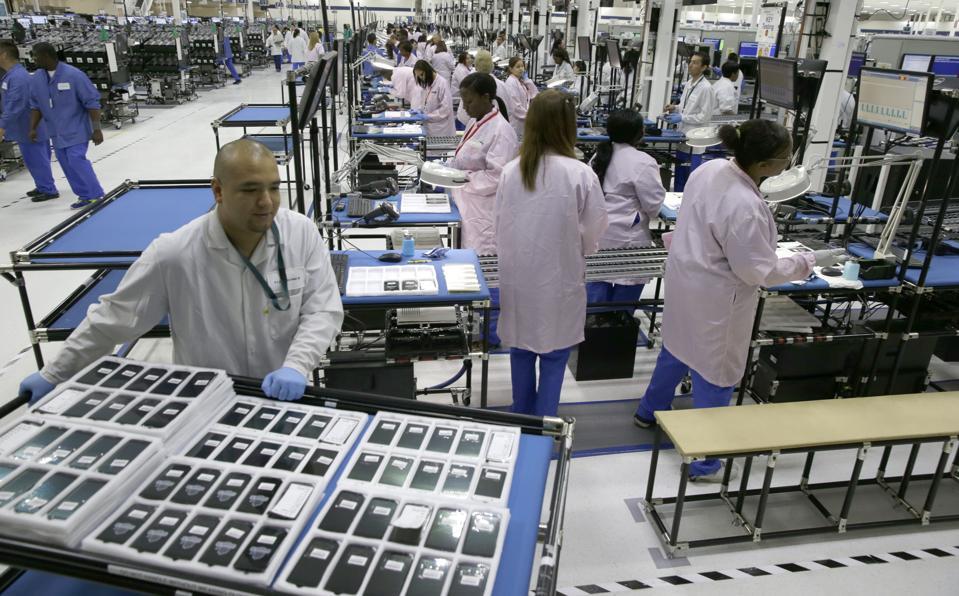 Smartphone Plant-Closing