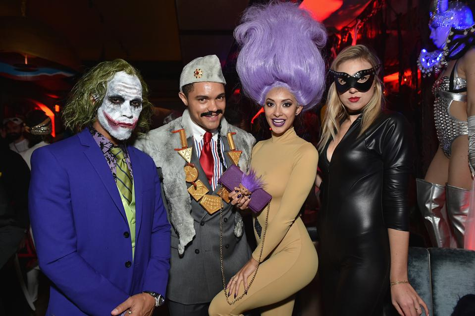 What Billionaire Ceos Halloween Costumes Tell Us About