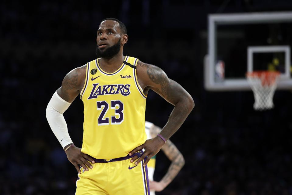 The Lakers During Coronavirus Shutdown