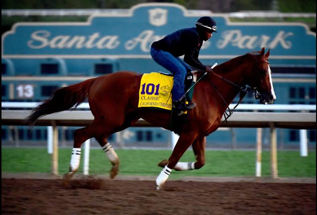 2016 Breeders Cup Classic The Latest Odds And Trackside
