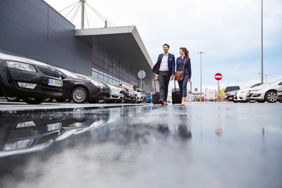Should you park your car at the airport? Maybe not. There are new ways of saving money -- and eliminating a headache.