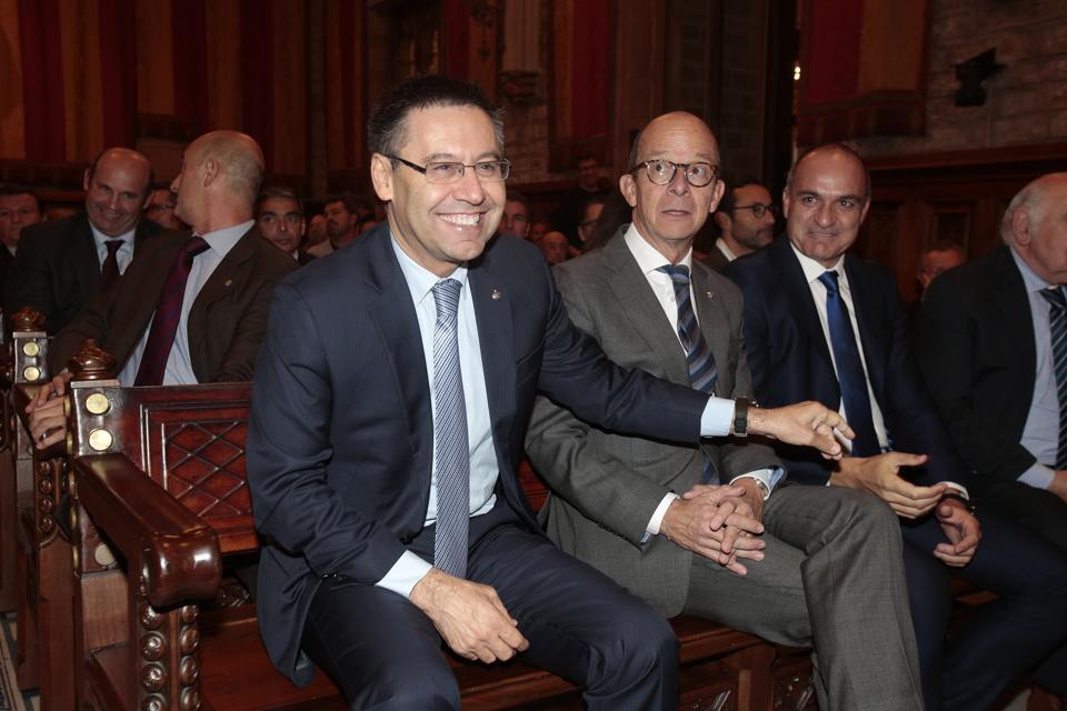 FC Barcelona vice president Jordi Cardoner has tested positive for coronavirus.