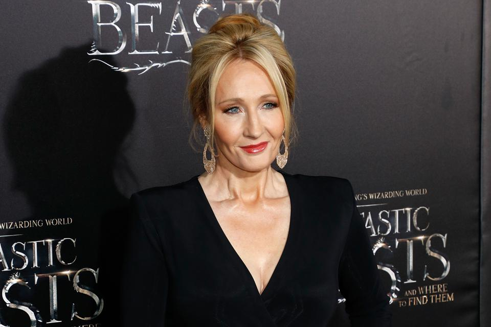 ″Fantastic Beasts And Where To Find Them″ World Premiere, J.K. Rowling