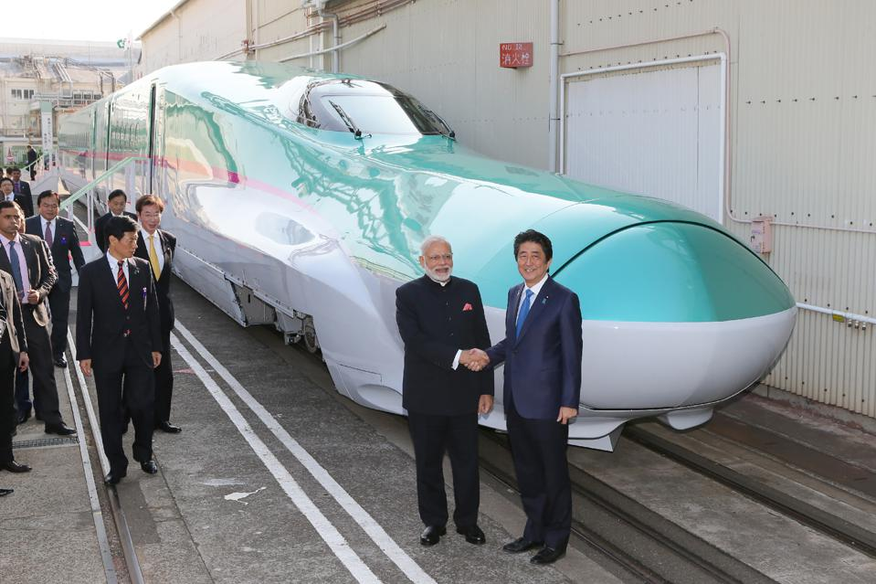 India And Japan Join Forces To Counter China And Build Their Own New Silk Road