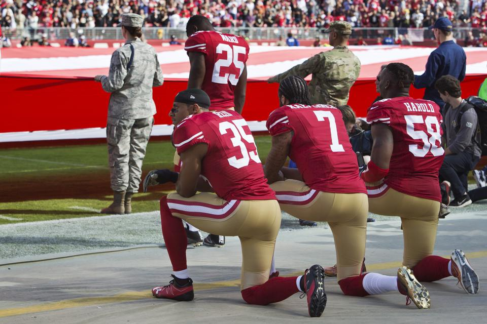 NFL, Colin Kaepernick, Career, Leadership, Black Lives Matter, Police Brutality, Goodell