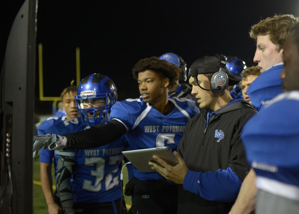 EdjSports data analytics and high school football