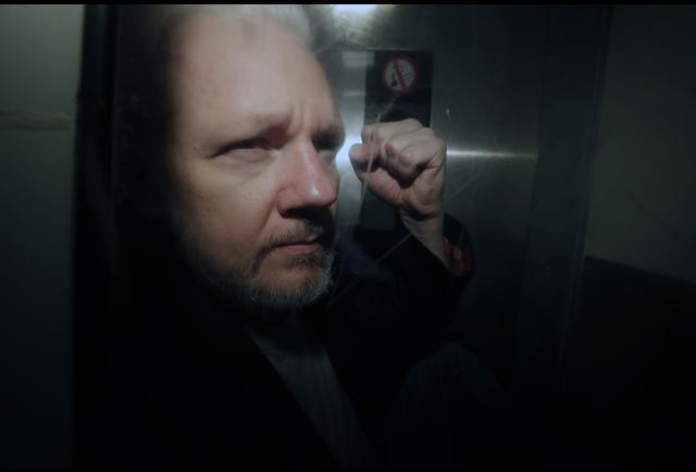 Assange Indicted Under Espionage Act