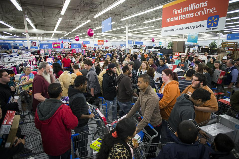 How Retailers Botched Black Friday And Cyber Monday