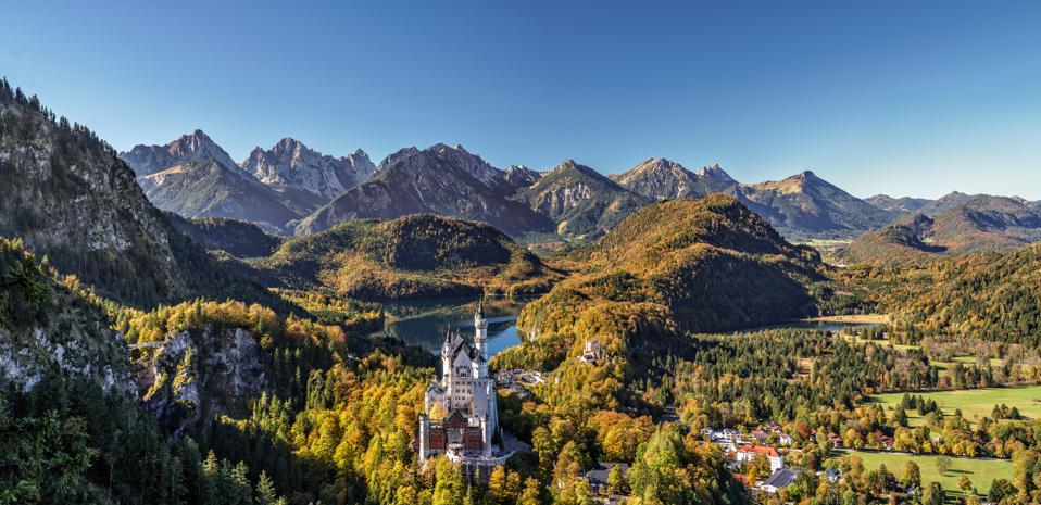 Capital One BrandVoice: Getaways With Castles That Will Make You Believe In Fairytales