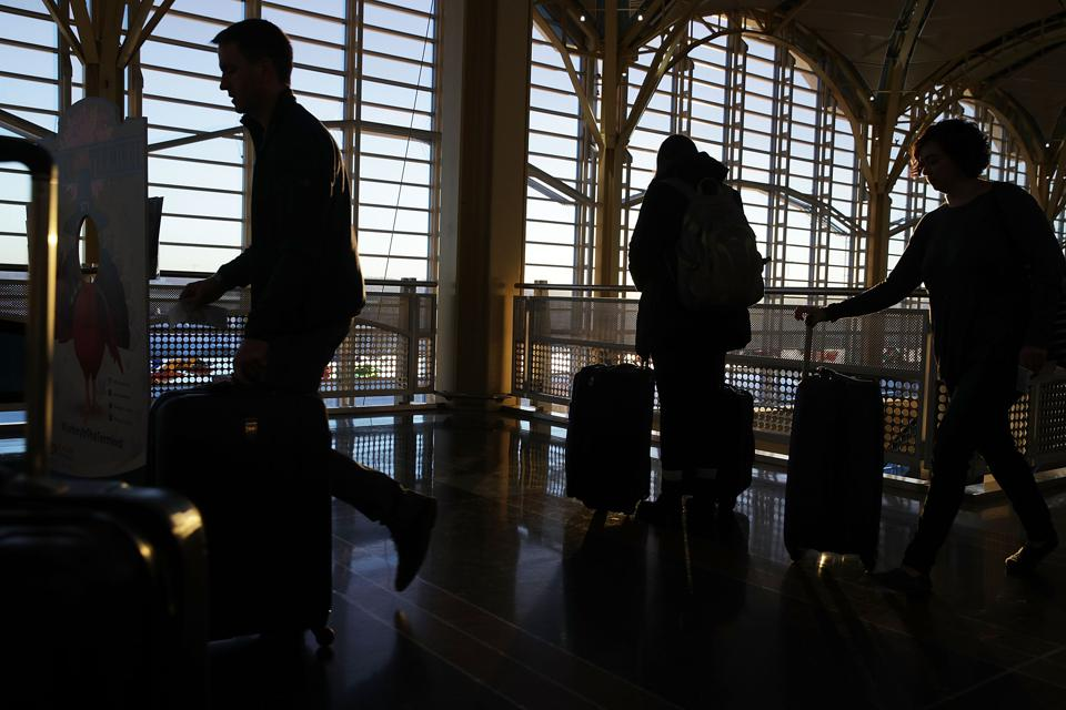 Thanksgiving is traditionally one of the busiest times of the year for travel.