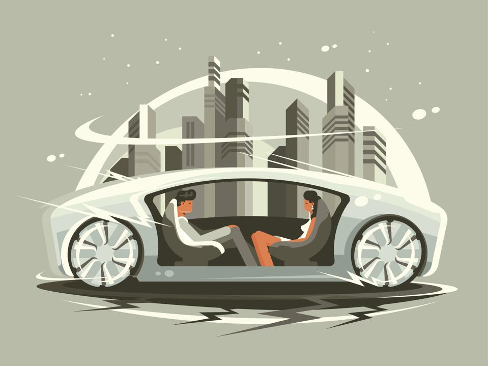 If they're sufficiently affordable, autonomous ride services create the possibility for developers to locate commercial projects farther from urban centers. according to a CBRE study.