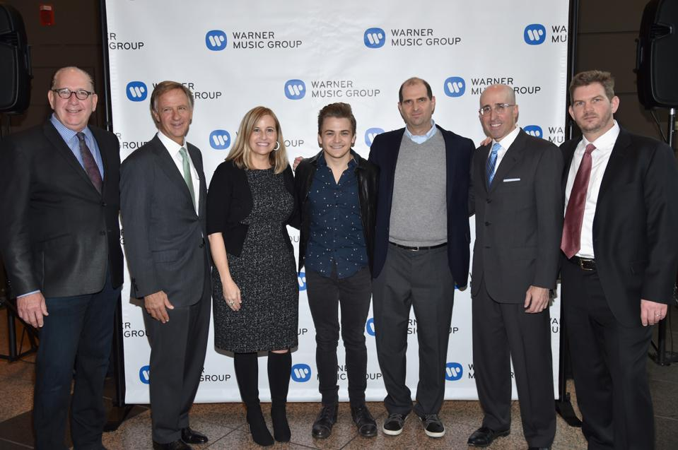 Warner Music Group Center of Excellence for Shared Services Celebration