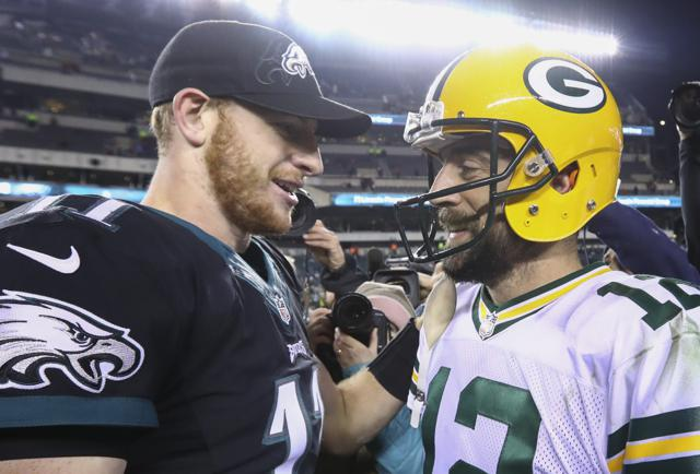 Quarterback Contracts Rocket Upward, With Wentz The Latest Mega-Bucks Passer