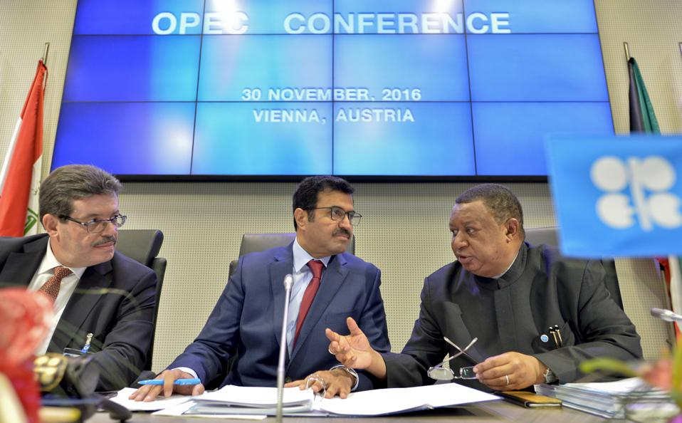 OPEC/Russia Oil Deal Pushes Up Asian Natural Gas Prices