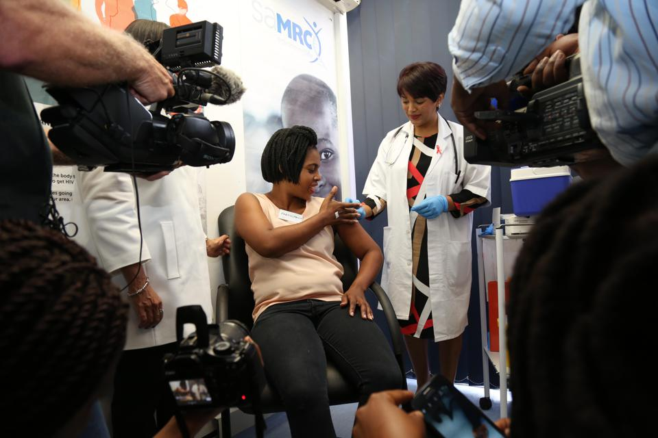 South Africa launches new HIV vaccine trial