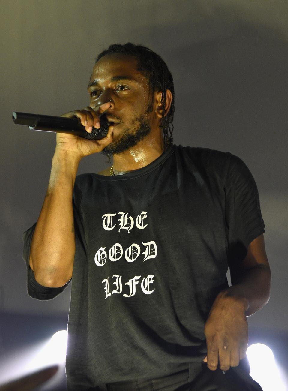 Kendrick Lamar Talks Growth, Success, And Being A Voice For The People
