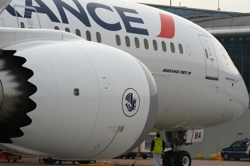 FRANCE-TRANSPORT-AIR-BOEING-B787