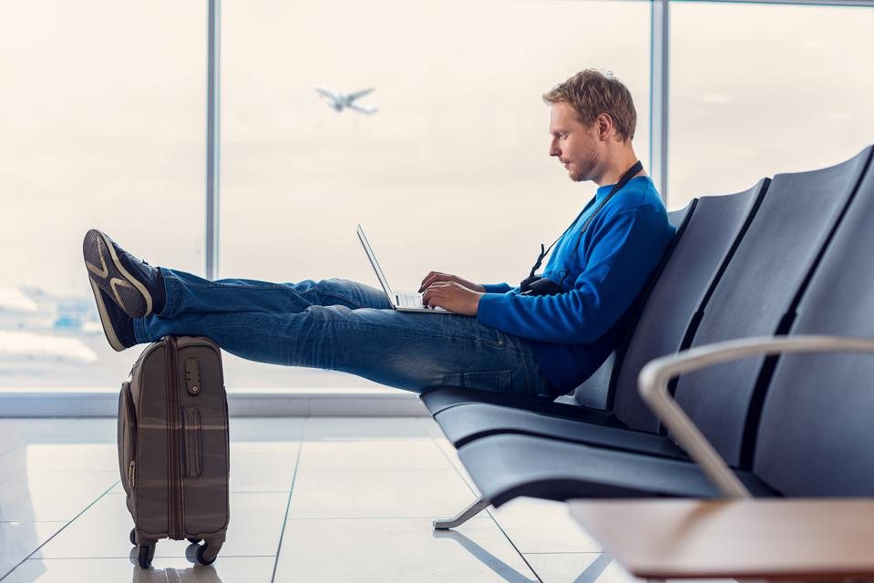 Why You Should Never Use Free Airport Wi-Fi