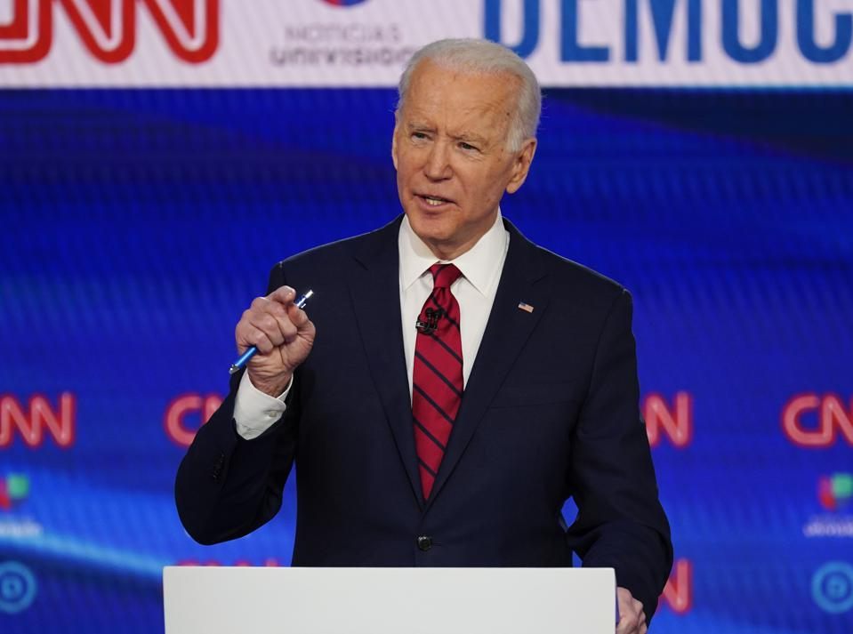 Election 2020 Biden Assault Allegation