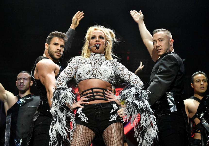 Britney Spears, Backstreet Boys, Elton John And The Las Vegas Residency