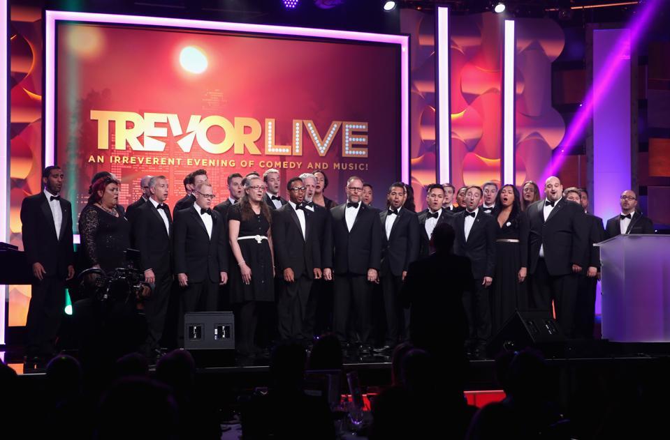 The Trevor Project's 2016 TrevorLIVE LA - Show