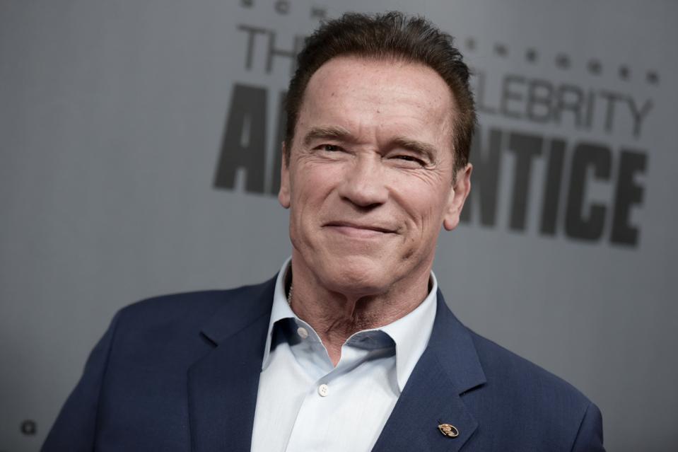 ... Ratings Machine,' Trashes Schwarzenegger Over Low 'Apprentice' Ratings