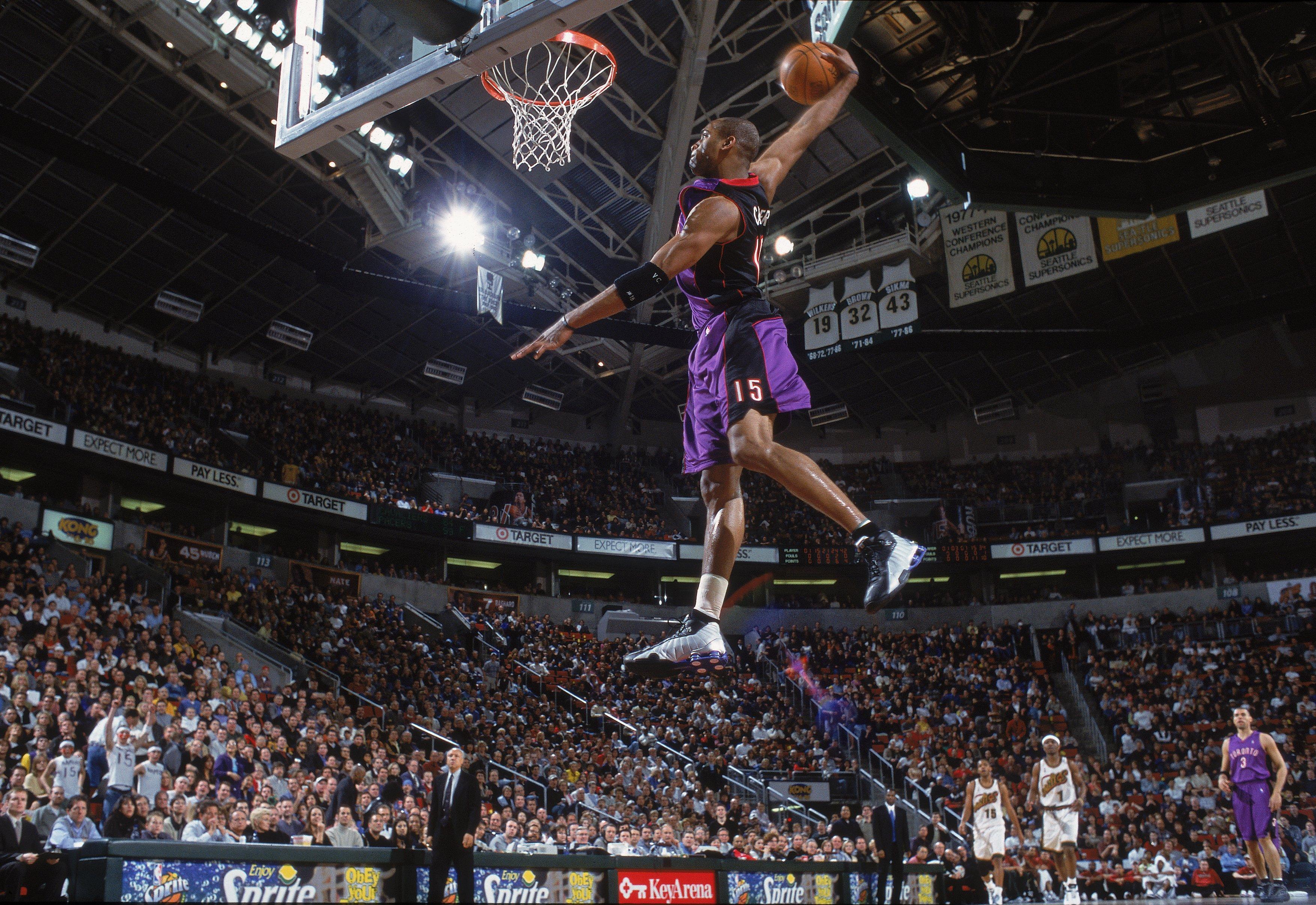 In One Unexpected Way, Vince Carter Surpassed Michael Jordan