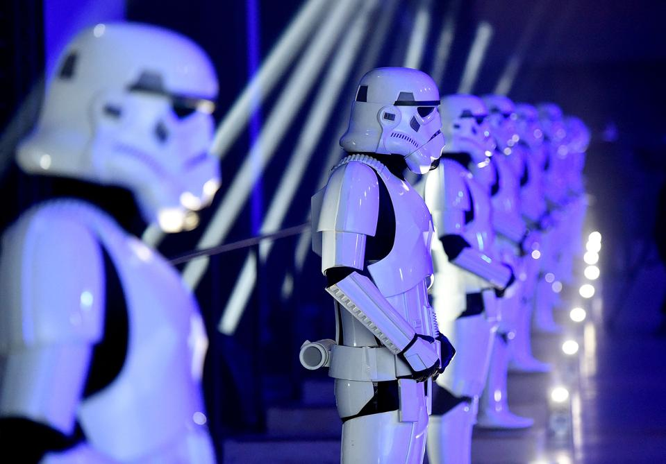 Star Wars Fans May Be More Upscale Than Star Trek Fans
