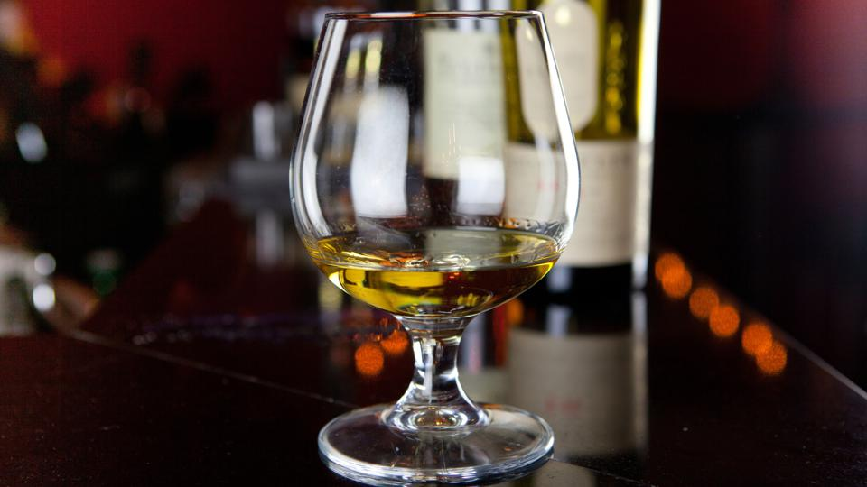 Whisky glass bible sexism