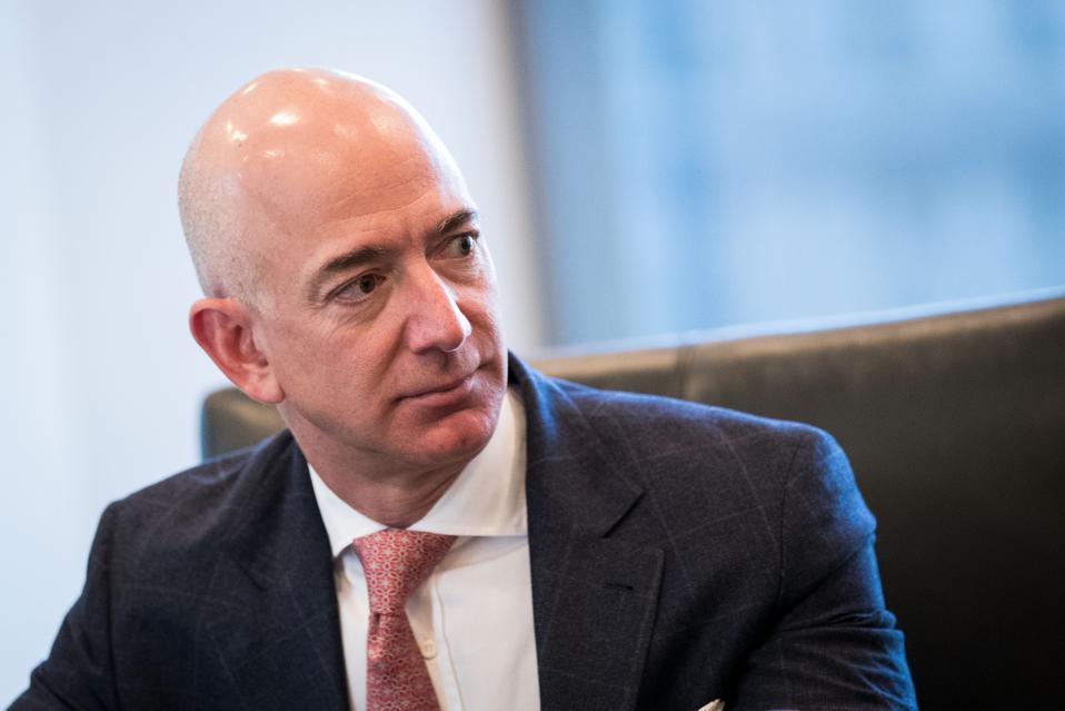 America's Best Data Wrangler, Jeff Bezos, Shares 5 Fascinating Ideas