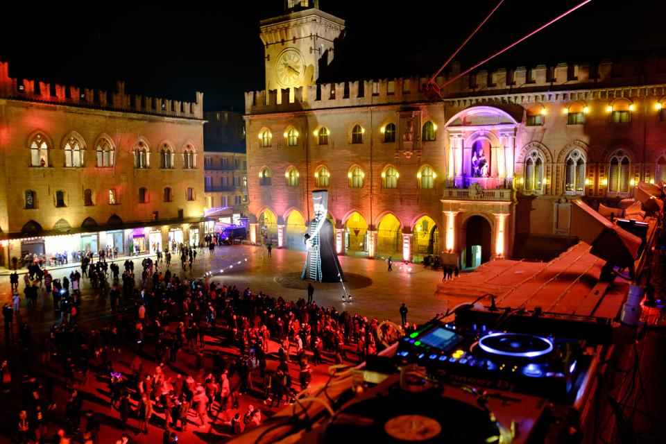New Year's Eve In Bologna