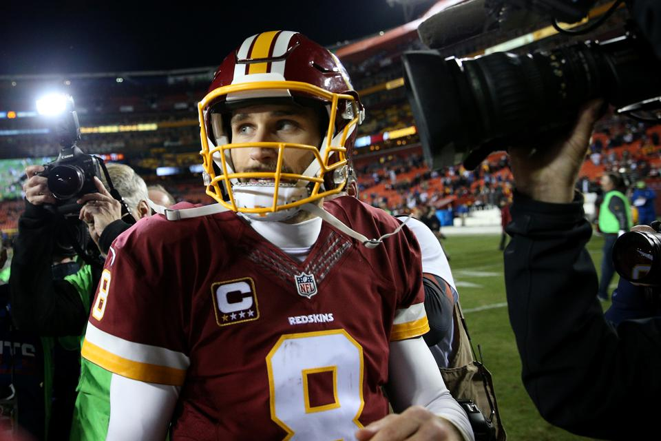 Kirk Cousins' Masterful Response To The Washington Redskins
