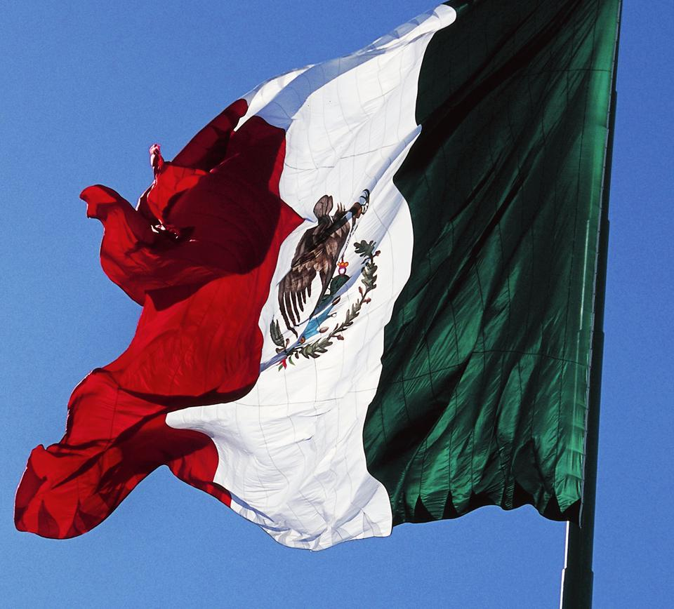 Mexico, for the first time, is the United States' top trade partner, as it passed both China, previously No. 1, and No. 2 Canada. The margin separating the Mexico and Canada is the narrowest in at least a quarter century.