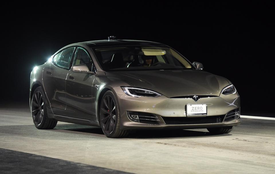 U.S. Electric Vehicle Sales Soared In 2016