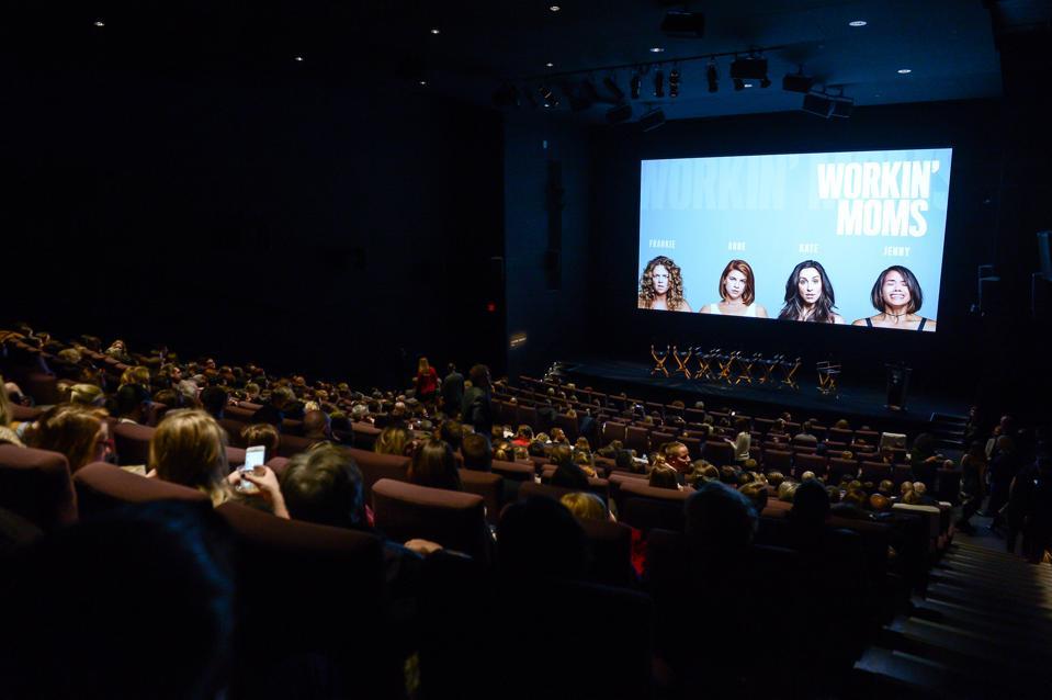 CBC World Premiere VIP Screening Of ″Workin' Moms″
