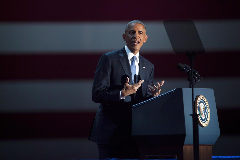 Barack Obama's Final Speech: Five Valuable Lessons For Communicators