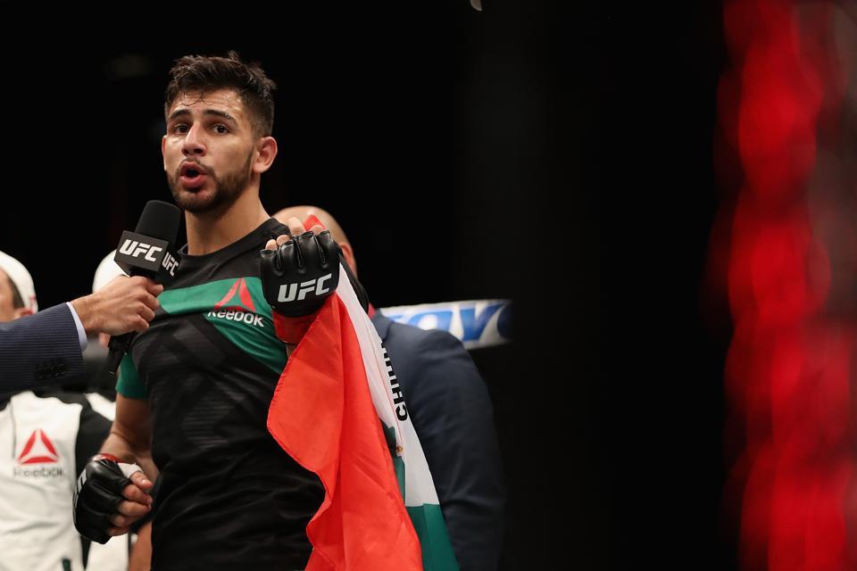 UFC Fight Night: Rodriguez v Penn