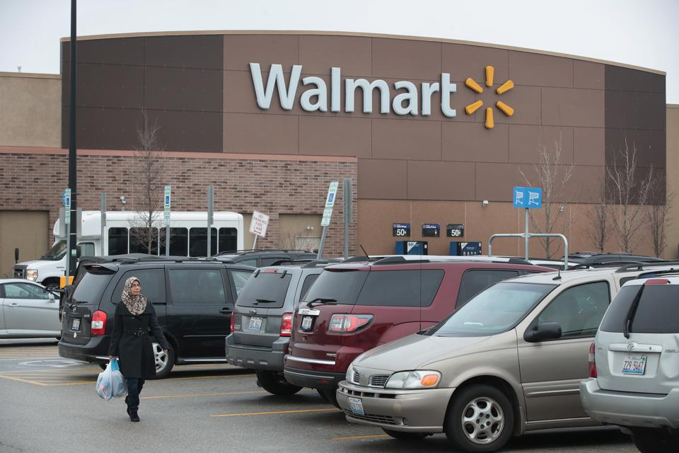 Walmart Moves From Traditional Retailer To High-Tech Innovator