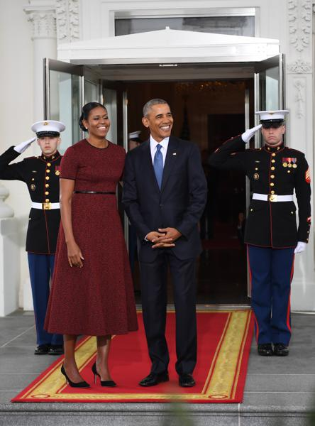 Michelle Obama Radiates Elegance and Style at the 58th Presidential Inauguration