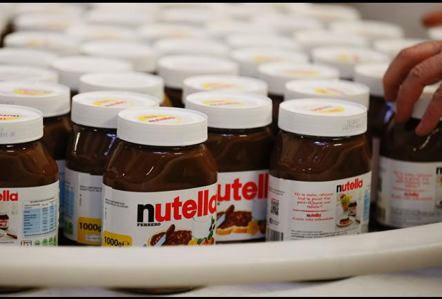 This Picture Shows What's Really In Nutella