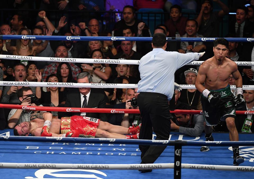 Mikey Garcia vs Jessie Vargas purses odds