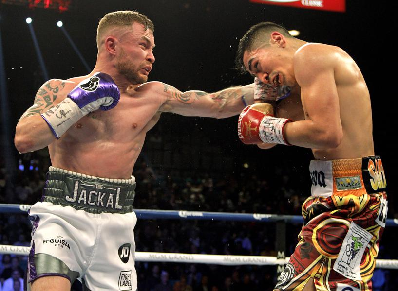 Carl Frampton Vs. Andres Gutierrez: Forbes' Boxing Expert Predictions