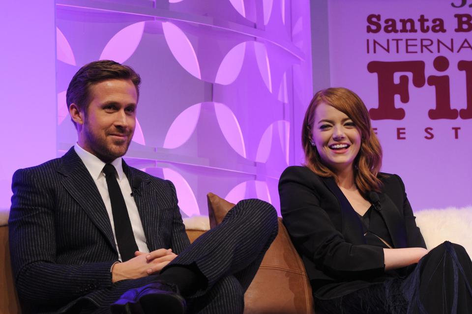 SBIFF Outstanding Performers of the Year Award, Presented by Belvedere Vodka, Honoring Ryan Gosling and Emma Stone